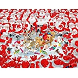 All Jigsaw Puzzles Christmas Scramble by Mike Jupp 1000 Piece