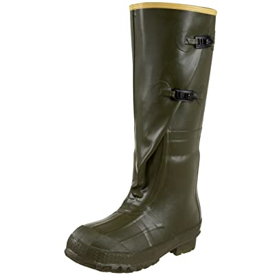 "LaCrosse Men's 18"" Insulated 2-Buckle Knee Boot, OD Green, 13 M US 
