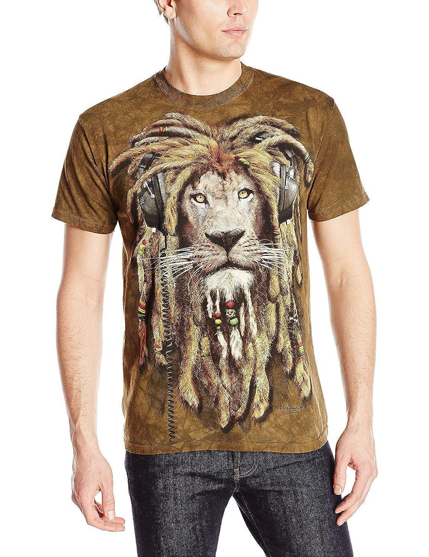 The Mountain Men's Dj Jahman T-shirt 103175