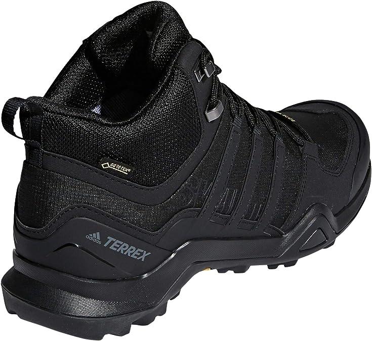 Medio Sangriento formato  Amazon.com | adidas Terrex Swift R2 Mid Gore-TEX Walking Boots - SS21 |  Hiking Boots
