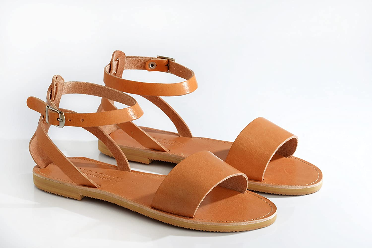 Greek sandals, Women sandals, Leather