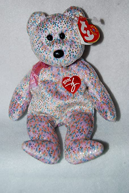 Image Unavailable. Image not available for. Color  TY Beanie Baby - 2001  SIGNATURE BEAR 6b18736b20e8