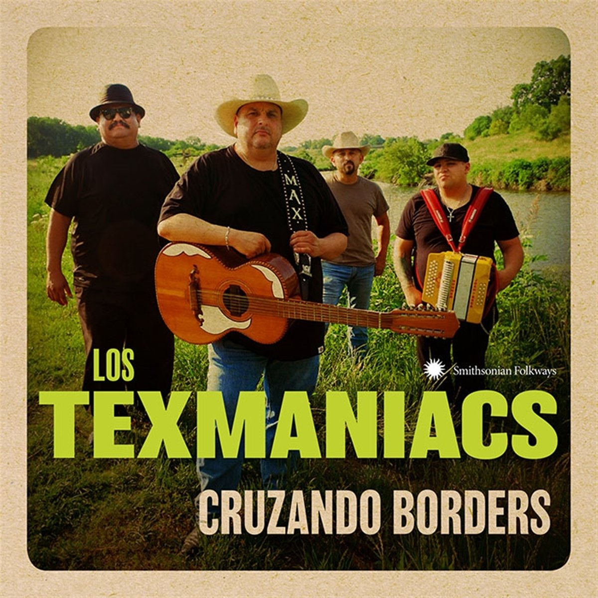 Cruzando Borders by Smithsonian Folkways