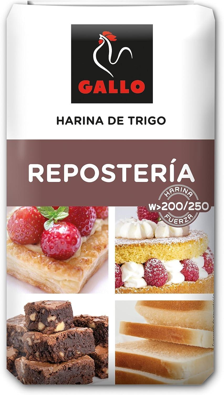 Gallo Harina Reposteria - 1000 g: Amazon.es: Alimentación y bebidas