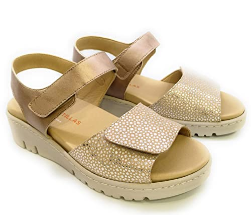 Sandalias Velcro Plantillas Cutillas Para Y Doctor Ortopédicas 36104 I6mfgyYb7v