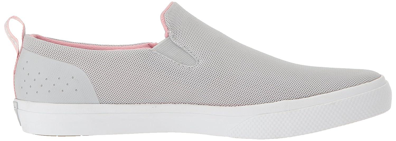 Columbia PFG Women's Dorado Slip PFG Sneaker B073RNR1ZX 11 B(M) US Grey Ice, Rosewater
