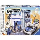 Ravensburger tiptoi Spielwelt Polizei -00759/Erlebe den spannenden Polizistenalltag und gehe auf Verbrecherjagd!