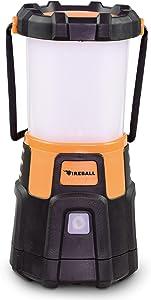 Blazin' Fireball | Brightest Lanterns Battery Powered | LED Hurricane Lantern | Emergency, Storm, Camping Torch | Battery Operated Lights | 1000 Lumen Lantern