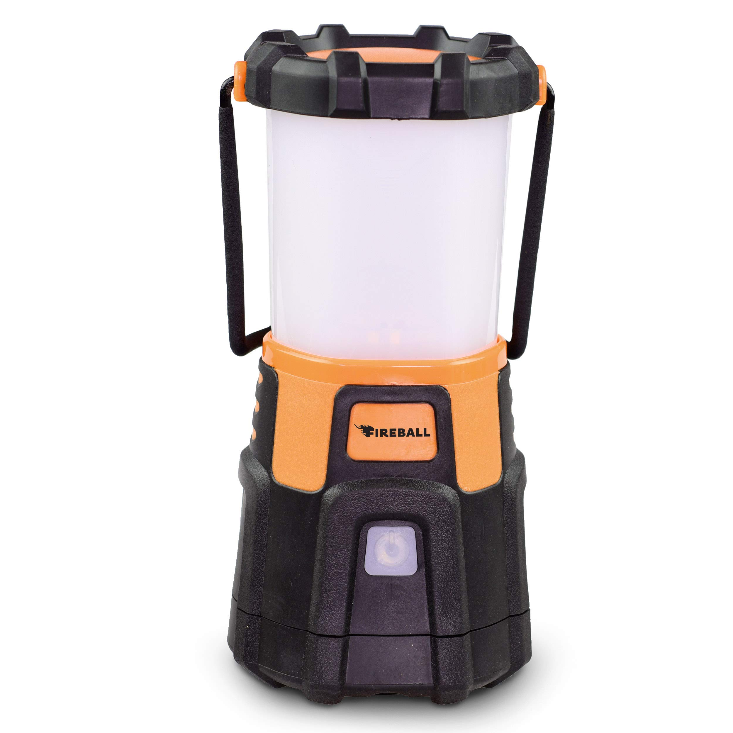 Blazin' Fireball | Brightest Lanterns Battery Powered | LED Hurricane Lantern | Emergency, Storm, Camping Torch | Battery Operated Lights | 1000 Lumen Lantern