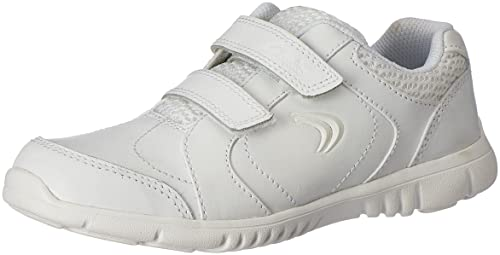 69f62a04c75 Clarks Boy s White First Walking Shoes - 10 Kids UK India (28 ...