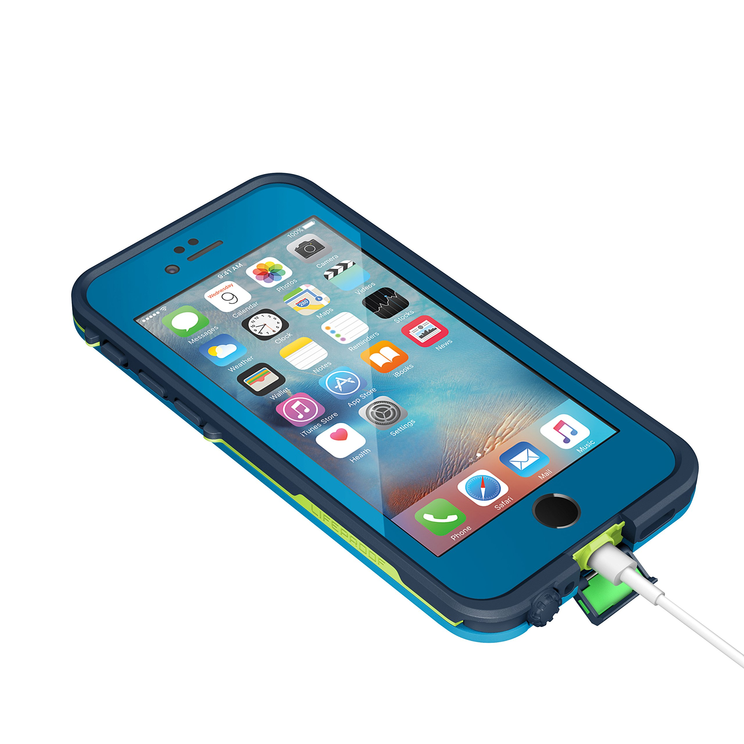 Lifeproof FRĒ SERIES iPhone 6/6s Waterproof Case (4.7'' Version) - Retail Packaging - BANZAI (COWABUNGA/WAVE CRASH/LONGBOARD) by LifeProof (Image #5)