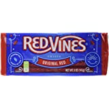 Red Vines Tray Original Red Twists 141 g (Pack of 5)
