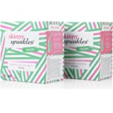 Skinny Sprinkles Duo Saver Pack | Appetite Suppressant Weight Loss Drink | 60 Servings