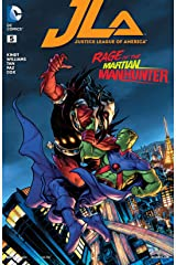 Justice League of America (2015-2016) #5 Kindle Edition