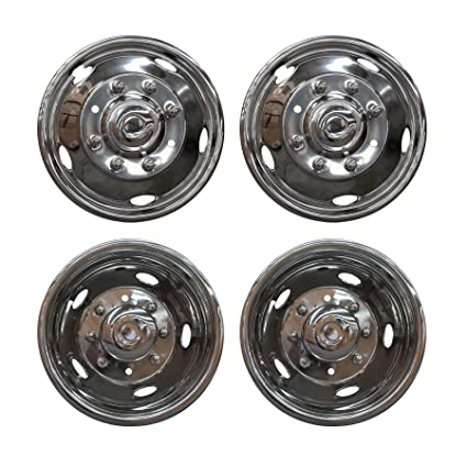 Amazon.com: Riseking set of 4 19.5 inches Dually 8 Lug 5 ...