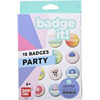 Bandai Recharge Badge It Party, 35412