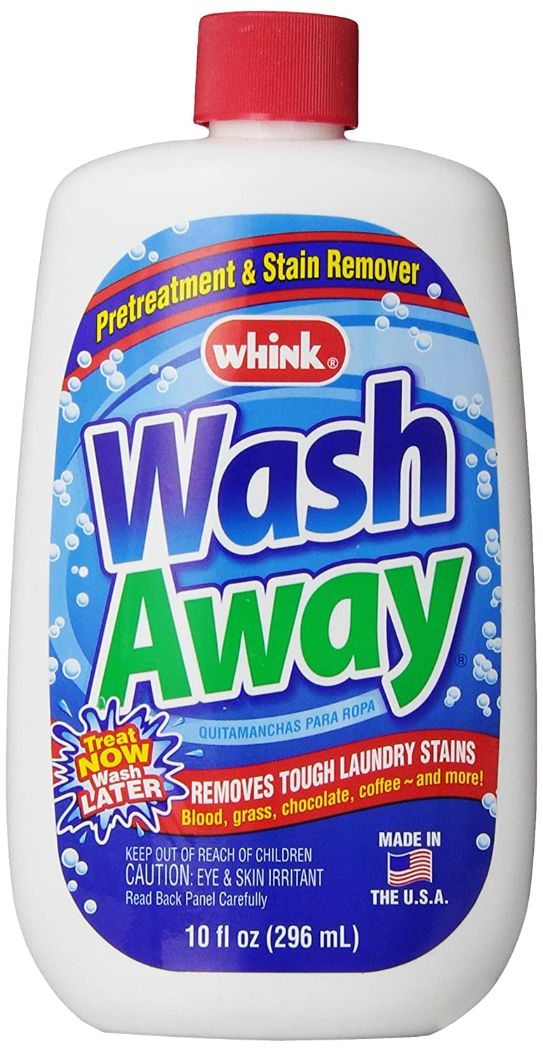 Amazon.com: Whink Wash Away Stain Remover, 3 Count, 10 Ounce: Health & Personal Care