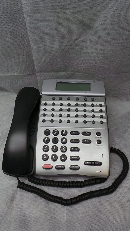 Amazon.com : NEC DTR-32D-1 Phone DTR-32D-1(BK) 780055 Electra Elite Dterm  Series I : Electronics