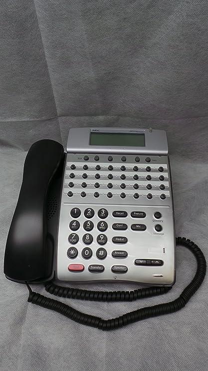 NEC DTR 32D 1 Phone DTR 32D 1 BK 780055