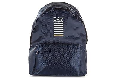 Emporio Armani EA7 sac à dos homme train core blu  Amazon.fr ... c3b614af16e9