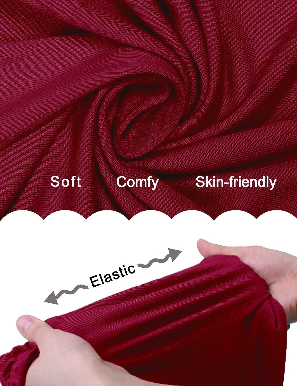 GLAMIX Womens Bodycon Maternity Dress Short Sleeve Side Ruched Basic Midi Pregnancy Dress