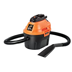ArmorAll AA255 Utility Wet Dry Vacuum