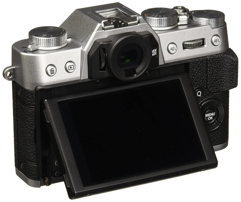 Fujifilm X T20 With Xc 16 50 Mk Ii Lens Camera Photo T100 Body Xf35mm F2 Gold Kamera Mirrorless