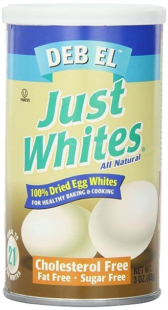 Egg whites cholesterol