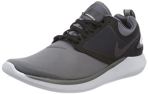 e6bd4f91ed1722 Nike Men s Lunarsolo Grey Black Lunar Grey Black Running Shoes (7-UK India