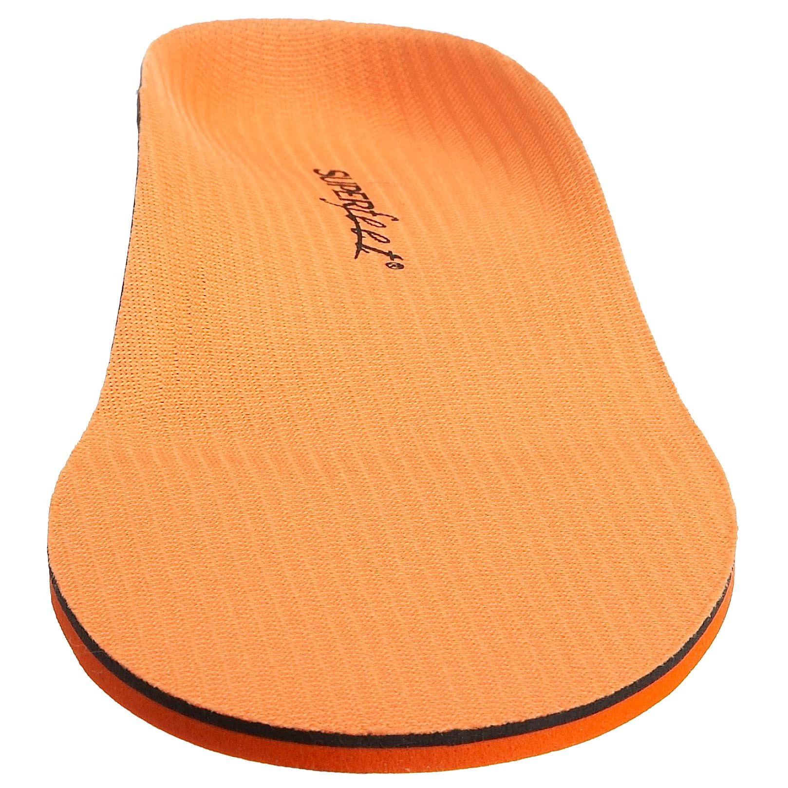 Superfeet Men's Orange Premium Insoles,Orange,C: 5.5-7 US Mens by Superfeet (Image #4)