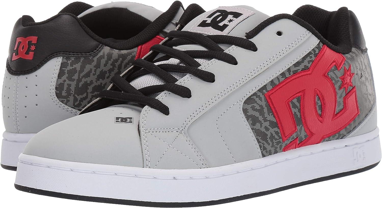 DC Mens NET SE Skate Shoe