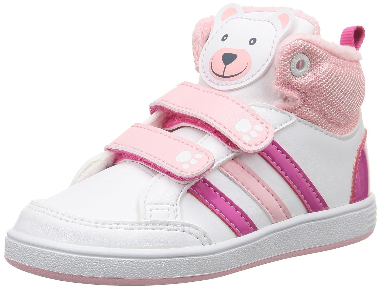 scarpe da ginnastica alte 'adidas hoops animal mid'