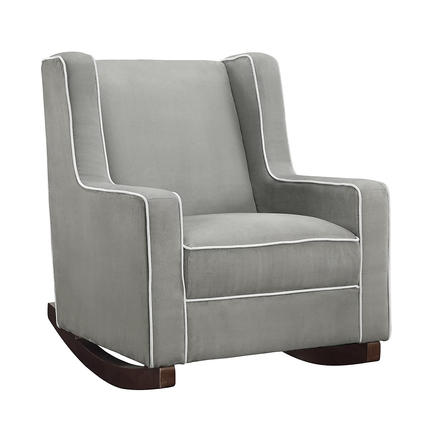 Baby rocking chairs - Baby Relax Abby Rocker Gray Color One Color