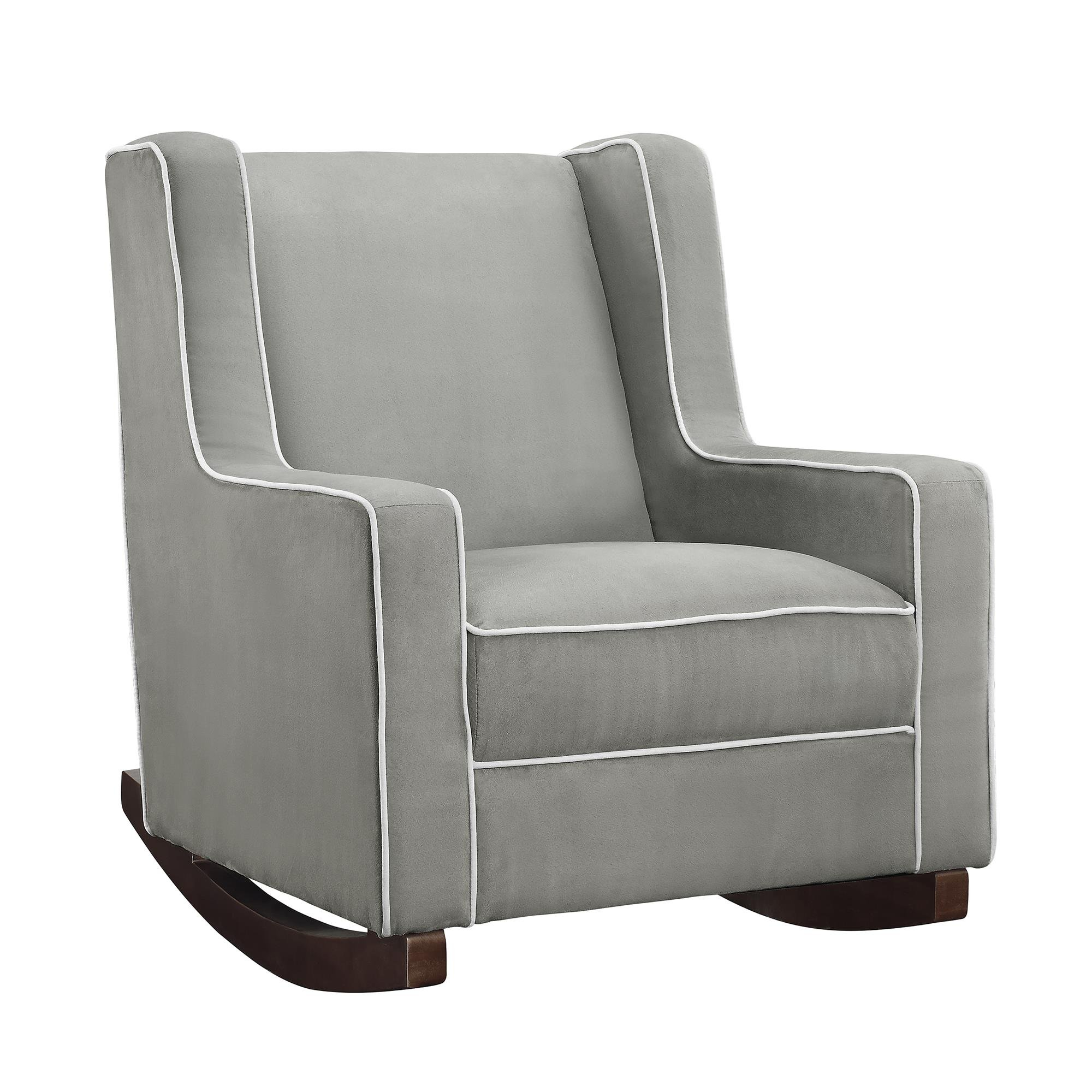Baby Relax Abby Rocker, Gray - Color: One Color