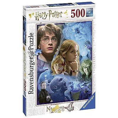 Ravensburger Harry Potter 500pc Jigsaw Puzzle: Toys & Games