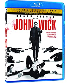 John Wick: Chapter 2 [Blu-ray] [Import]: Amazon ca: Keanu