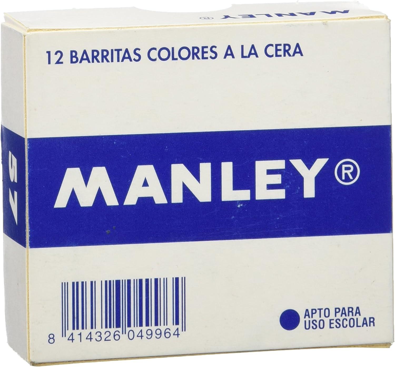 Manley 57 Ceras 12 unidades