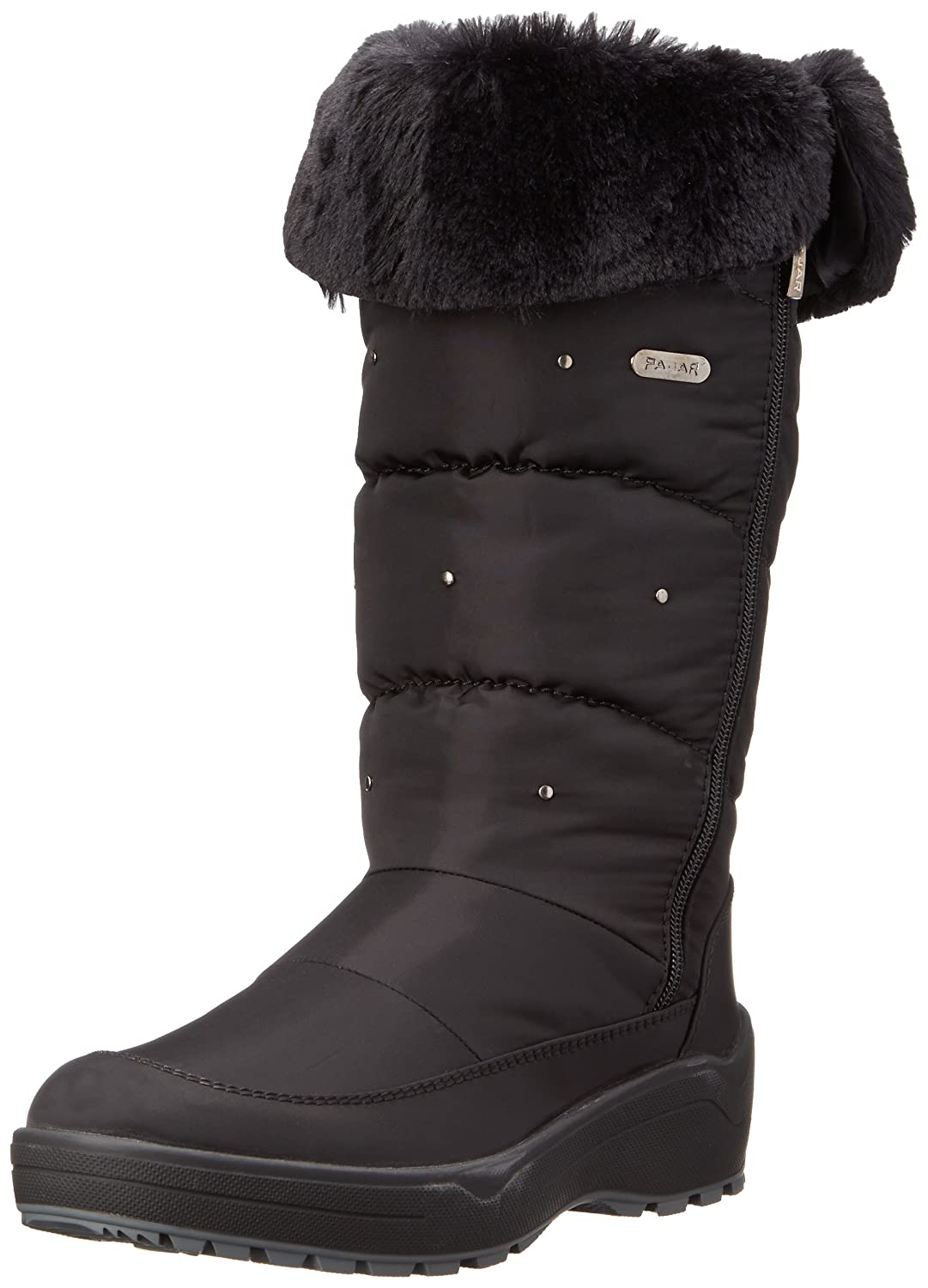 Pajar Women's Varsovie 3 Boot B00J4C2TNG 40 EU/9-9.5 M US|Black