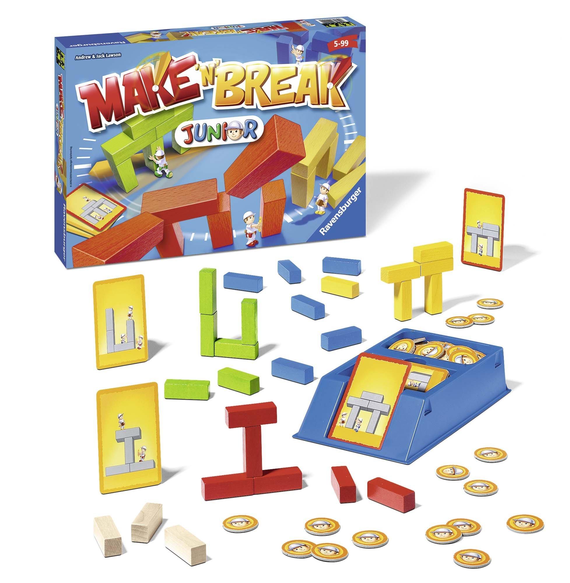 Make'n'Break Junior Children's Game by Ravensburger (Image #3)