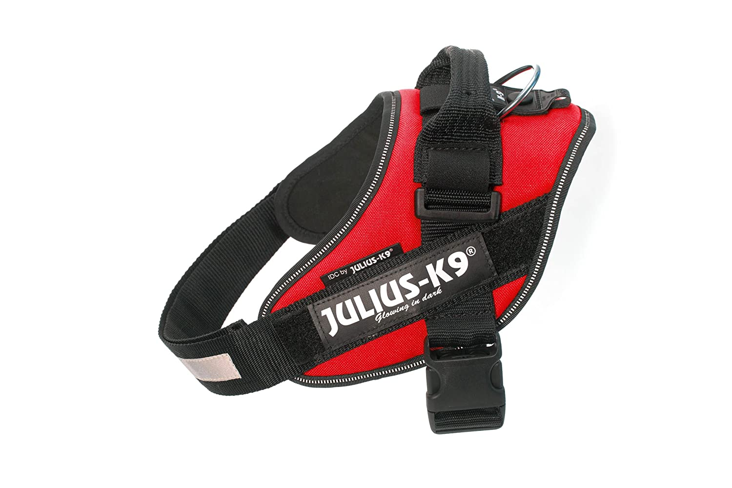 Julius k9 16IDC-R-1 IDC Power Harness, Tamaño 1, Rojo K9-Sport