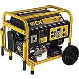 WEN 56682, 5500 Running Watts/7000 Starting Watts, Gas Powered Portable Generator