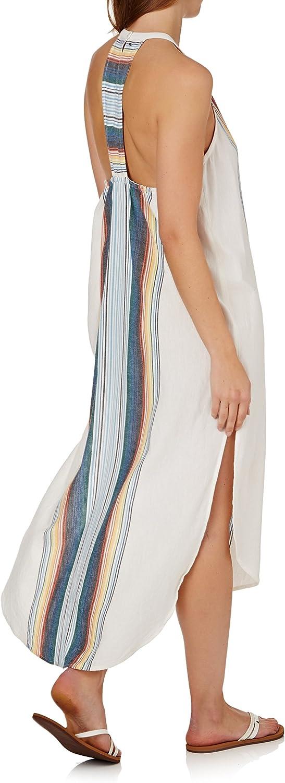 Rip Curl Bunt Strandkleid Beach Bazaar Maxi Dress