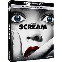 Scream [4K UHD + Digital Copy] [Blu-ray]