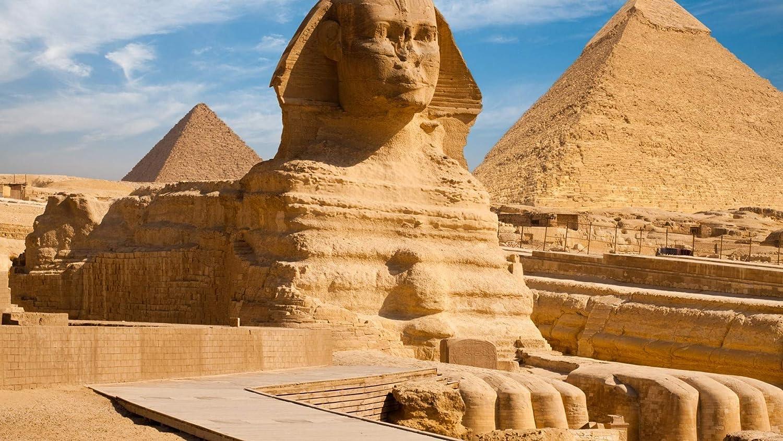 Adult Jigsaw 1000 Piece Diy Puzzle Game Egypt Pyramid Paisaje Egipcio Para El Hogar Juego De Juguete Gran Regalo Educativo