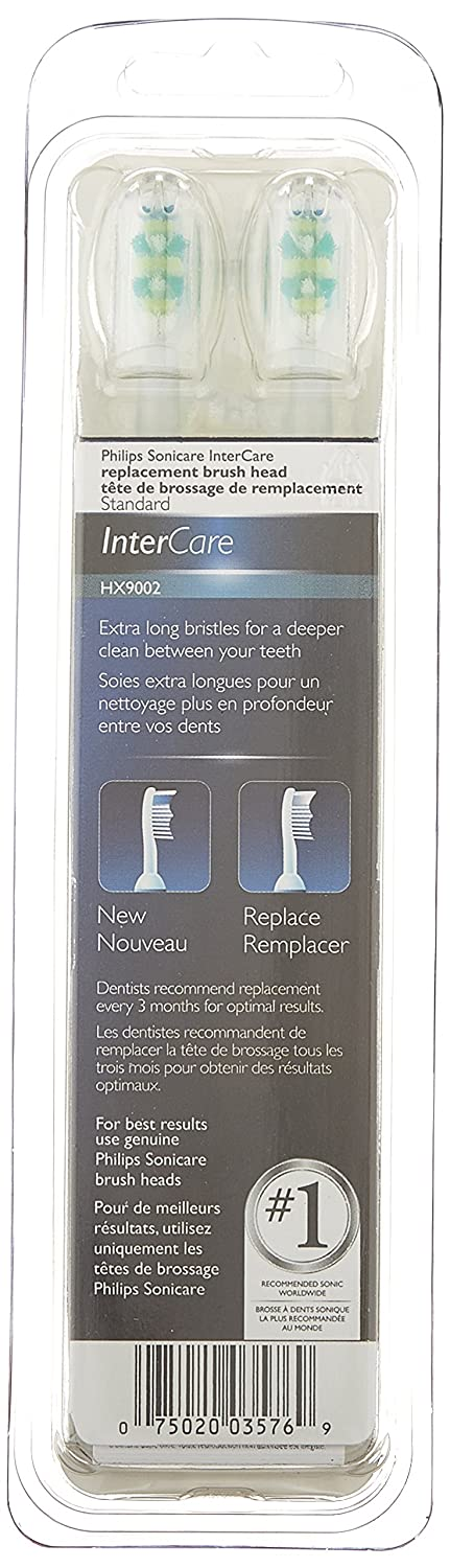 Amazon.com: Philips Sonicare HX9002/64 InterCare Standard ...