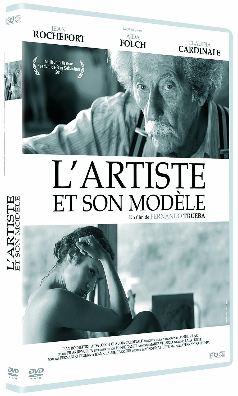 LArtiste et son modèle [Francia] [DVD]: Amazon.es: Jean Rochefort ...