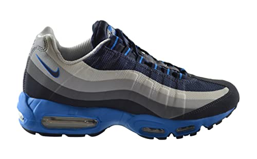 more photos 40026 e77a5 Nike Air Max 95 No Sew Men s Shoes Cool Grey Dark Obsidian-Wolf Grey