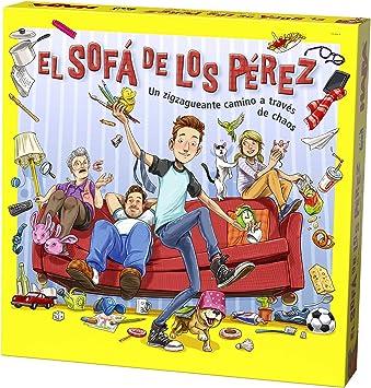 HABA- Juego de Mesa, El Sofá de los Pérez, Multicolor (Habermass ...