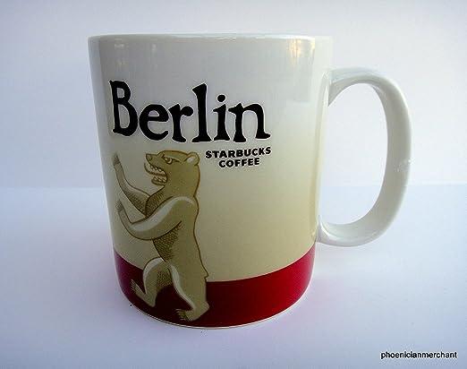 Germany Global Icon Travel TUMBLER Mug Berlin New Starbucks 12 oz US Seller