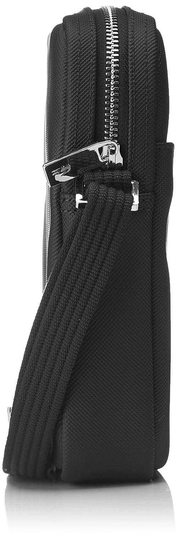 Lacoste Mens Sac Homme Access Premium Shoulder Bag NH2340HC Unique ... 3bcefe81891b